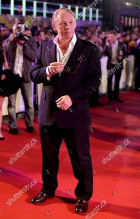 German Actor Ben Becker Arrives For the 'Life Ball 2014' in Front of the City Hall in Vienna Austria 31 May 2014 the Charity Event Benefits Projects For the Fight Against Hiv/aids Austria Vienna