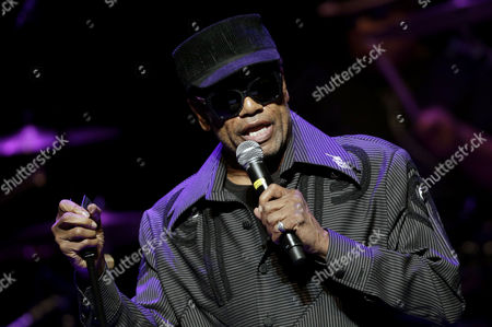 Us Singer-songwriter Bobby Womack Perfoms on Stage During a Concert at the Jazz Fest Vienna 2013 at the State Opera in Vienna Austria 03 July 2013 the Festival Runs Until 10 July Austria Vienna