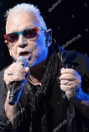 British Musician Eric Burdon Perfoms on Stage During a Concert As Part of the 'Jazz Fest Wien' (jazz Festival Vienna) at the City Hall in Vienna Austria 10 July 2013 Austria Vienna