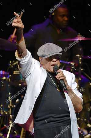 Us Singer Al Jarreau Perfoms on Stage During a Concert at the State Opera During the Jazz Fest Vienna 2014 in Vienna Austria 03 July 2014 the Festival Runs Until 08 July Austria Vienna