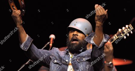 Us Singer Cody Chesnutt Performs During a Concert at the 'Jazz Fest Wien' in the Opera House in Vienna Austria 06 July 2014 the Festival Runs Until 08 July Austria Vienna