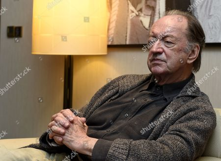 A Picture Made Available on 03 November 2014 Shows Austrian Conductor Nikolaus Harnoncourt During During an Interview in Vienna Austria 02 November 2014 Lang Lang and Austrian Conductor Nikolaus Harnoncourt Have Worked Together on an Album Called 'The Mozart Album' Harnoncourt Will Celebrate His 85th Birthday on 06 December Austria Vienna