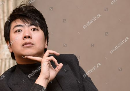 A Picture Made Available on 03 November 2014 Shows Chinese Pianist Lang Lang During an Interview in Vienna Austria 02 November 2014 Lang Lang and Austrian Conductor Nikolaus Harnoncourt Have Worked Together on an Album Called 'The Mozart Album' Austria Vienna