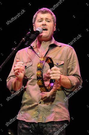 Singer Benoit David of the British Rock Band 'Yes' During a Concert on at the Konzerthaus in Vienna Austria 27 November 2011 Australia Vienna