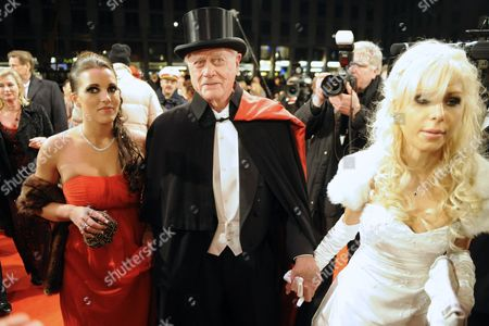 Editorial image of Austria Opera Ball 2011 - Mar 2011