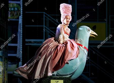 Editorial picture of Austria Opera La Finta Giardiniera - Jan 2006