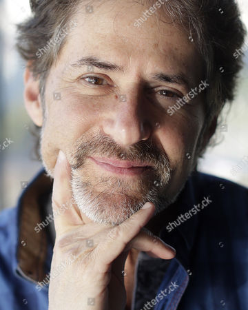 Stock Image of Us Composer Conductor and Orchestrator of Orchestral and Film Music James Horner Poses During an Interview with the Austria Press Agency (apa) in Vienna Austria 03 October 2013 Horner Will Receive the 'Max Steiner Film Music Achievement Award' Donated by the City of Vienna on 04 October Austria Vienna