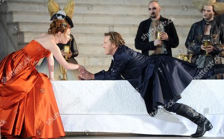 Editorial picture of Austria Salzburg Festival - Jul 2012
