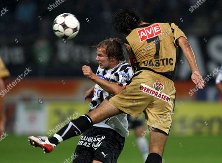 Editorial image of Austria Soccer Bundesliga - Aug 2008