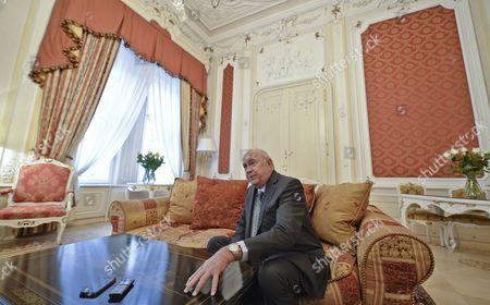 Editorial photo of Austria South Africa Politics - Jan 2015