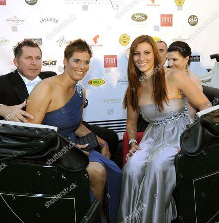Editorial picture of Austria Summer Ball Fete Imperiale - Jun 2012