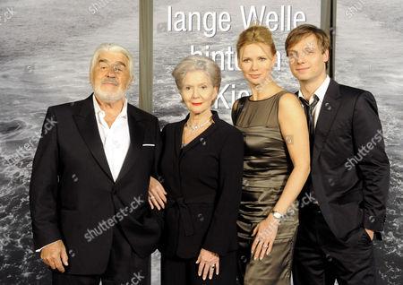 Editorial photo of Austria Television - Nov 2010