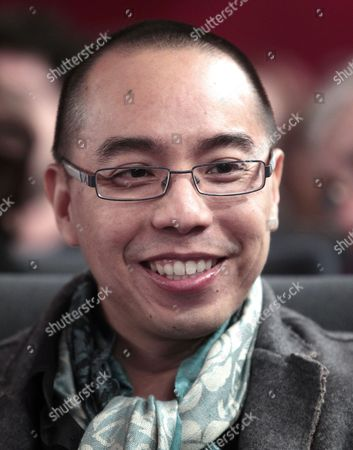 A Picture Made Available on 22 October 2010 Shows Thai Director Apichatpong Weerasethakul at the Opening 48th Viennale International Film Festival in Vienna Austria 21 October 2010 Weerasethakul was Awarded with the Golden Palm at Cannes Film Festival 2010 For His Movie 'Lung Boonmee Raluek Chat' (uncle Boonmee who Can Recall His Past Lives) Some 300 Films Will Be Shown Till 3rd November in Five Inner City Cinemas Austria Vienna