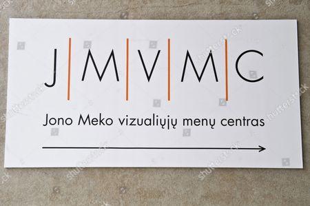 The Jonas Mekas Visual Arts Center, Vilnius, Lithuania.