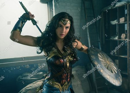 Editorial picture of 'Wonder Woman' Film - 2017