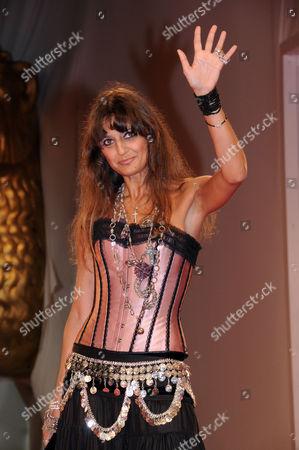 Rosita Celentano (daughter of Adriano Celentano)