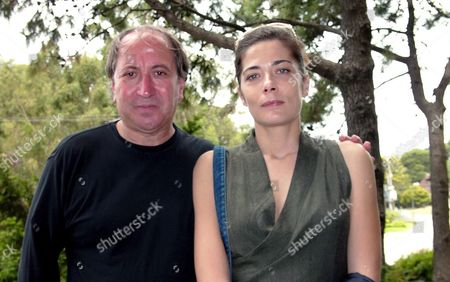 Italian Director Giuseppe Piccioni (l) and Actress Sandra Ceccarelli (r) From 'La Vita Che Vorrei' Attend the Ii Argentinean-european Cinema Meeting 'Pantalla Pinamar' on Wednesday 14 December 2005 in the Argentinean City of Pinamar 385 Km South of Buenos Aires the Meeting Concludes on Saturday Argentina Pinamar