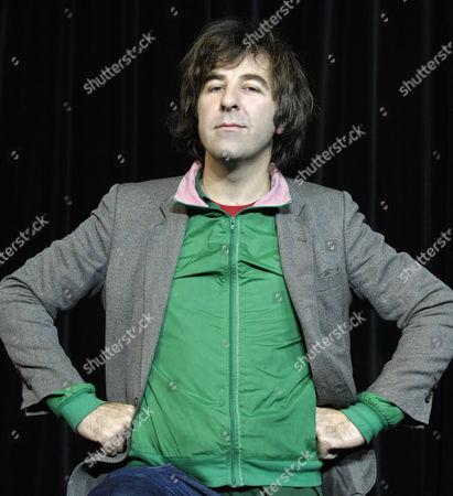 Stock Photo of David O'Doherty