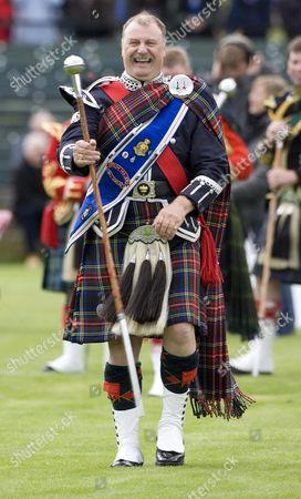 Editorial picture of The Braemar Highland Games, Braemar, Scotland, Britain - 06 Sep 2008
