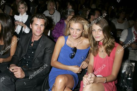 Mark Vanderloo, Esther Canadas  and Angela Lindvall