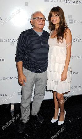 Max Azria and Tamara Feldman