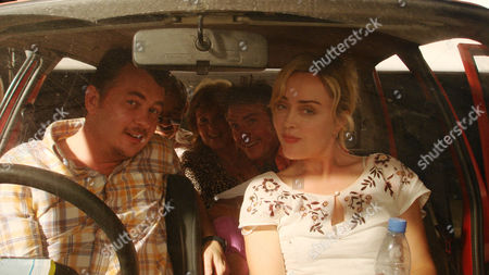 'What We Did On Our Holiday'   TV Shane Richie and Angeline Ball