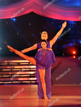 Swedish participants Danny Saucedo and Jeanette Carlsson, who ultimately came 12th