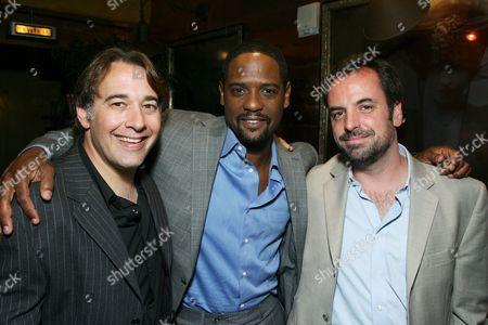 Creator Craig Wright, Blair Underwood & Producer Matt Gross