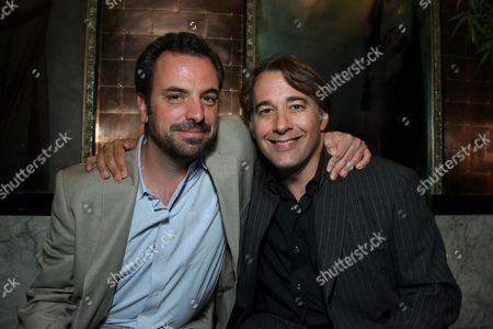 Creator Craig Wright and Executive Producer Matt Gross