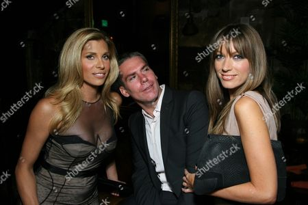 Stock Picture of Candis Cayne, Glenn Fitzgerald and Natalie Zea