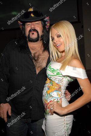 Vinnie Paul Abbott and Jesse Jane