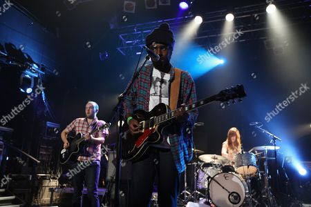 Editorial image of Lightspeed Champion in concert at Koko, Camden, London, Britain - 09 Sep 2008