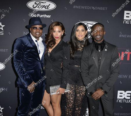 Ricky Bell, Cynthia Rodriguez and Elijah Kelley