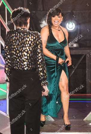 Emma Willis and Stacy Francis