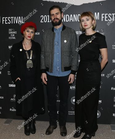 Editorial image of 'Band Aid' film premiere, Sundance Film Festival, Park City, USA - 24 Jan 2017