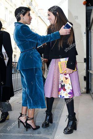 Princess Deena Aljuhani Abdulaziz, Laure Heriard-Dubreuil