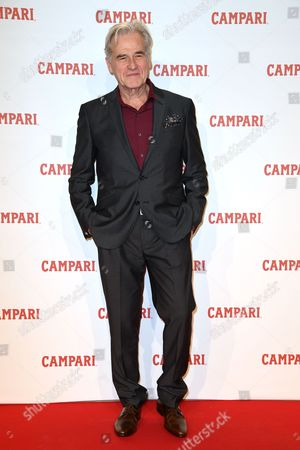 Editorial picture of 'Campari Red Diaries' film photocall, Rome, Italy - 24 Jan 2017
