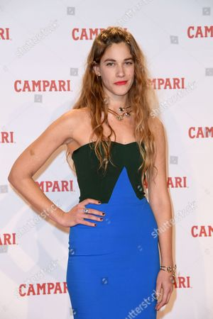 Editorial image of 'Campari Red Diaries' film photocall, Rome, Italy - 24 Jan 2017