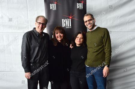 Jeff Beal, Doreen Ringer-Ross, Bonni Cohen and Jon Shenk