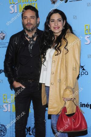 Tiare Scanda and Jose Daniel Figueroa