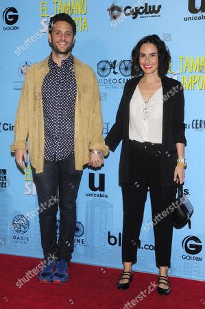 Editorial photo of 'El tamano si importa' film premiere, Mexico City, Mexico - 24 Jan 2017