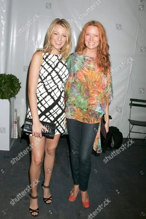 Blake Lively and sister Lori Lively