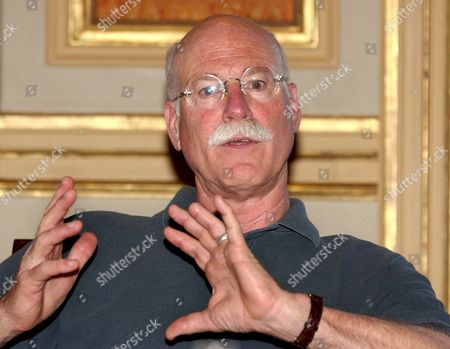 Us Writer Tobias Wolff Author of 'This Boy's Life' Presents His Work 'Old School' in Madrid Spain on Tuesday 24 May 2005 This Book is Set at an Eastern Prep School in the Early 1960s Spain Madrid