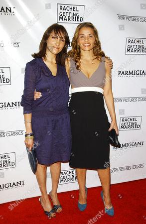 Neda Armian & Jenny Lumet
