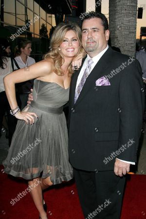 Diora Baird and father