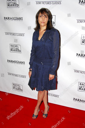 Editorial image of 'Rachel Getting Married' Film premiere, Beverly Hills, Los Angeles, America - 15 Sep 2008