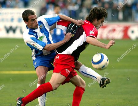Editorial image of Spain Soccer First Division League - Feb 2005