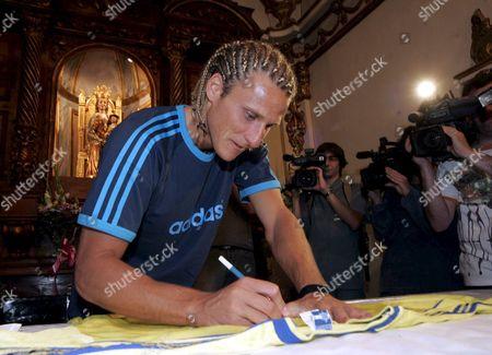 Editorial image of Spain Soccer Villarreal - May 2005