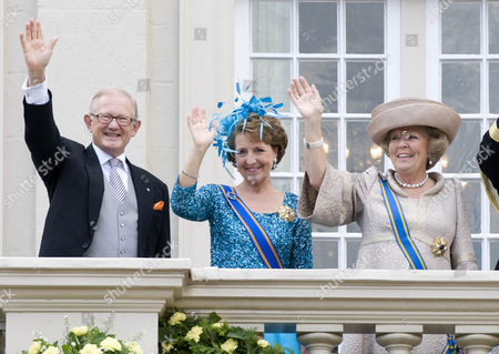 Pieter Van Vollenhoven Sohngen, Princess Margriet and Queen Beatrix