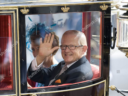 Editorial photo of Dutch Royals celebrate Prince's Day, The Hague, Holland - 16 Sep 2008